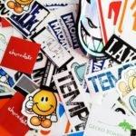 Преимущества виниловых стикеров