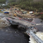 Из-за рухнувшего моста часть грузов из Мурманска уйдет в порты Прибалт
