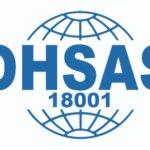 Сертификат ISO 18001