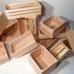О деревянных ящиках